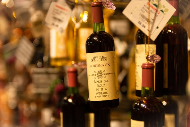 Bordeaux wijn